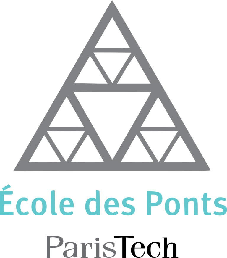 Ponts ParisTech Logo
